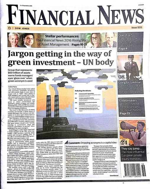 Financial News Sep16